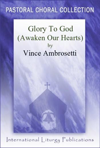 glory to god. Glory To God (Awaken Our