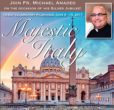 Majestic Italy Pilgrimage